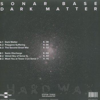 Cover art - Sonar Base: Dark Matter Transmissions #2