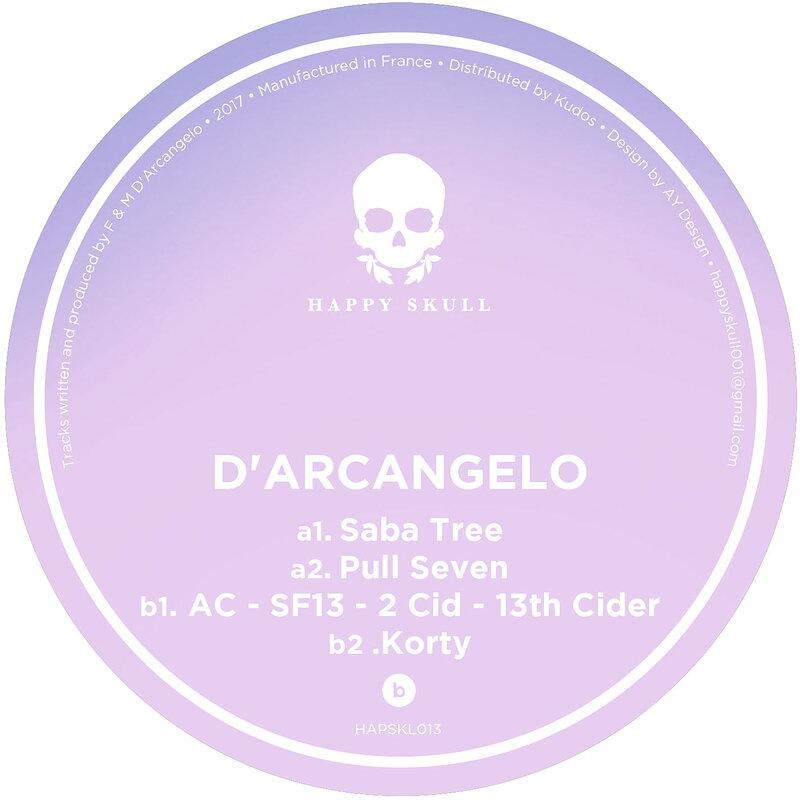 Cover art - D'Arcangelo: D'Arcangelo