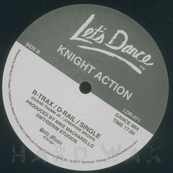 Cover art - Various Artists: Let's Dance Records