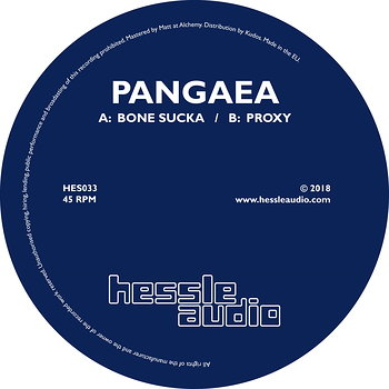 Cover art - Pangaea: Bone Sucka