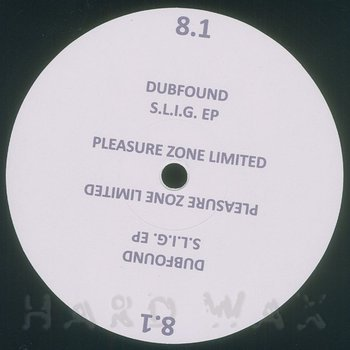 Cover art - Dubfound: Slig EP