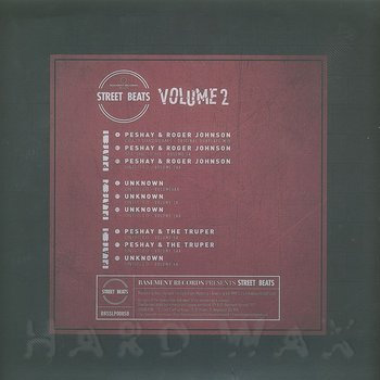Cover art - Various Artists: Street Beats Vol. 2