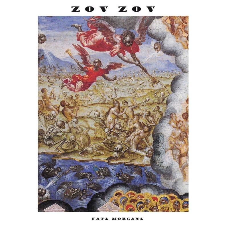 Cover art - Zov Zov: Fata Morgana
