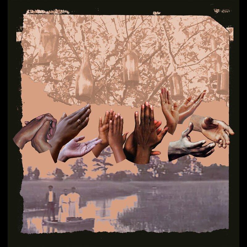 Cover art - Theo Parrish: Preacher's Comin / Gullah Geechee