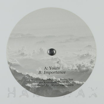 Cover art - Rising Sun: Yours
