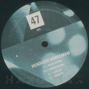 Cover art - Headless Horseman: 47 14