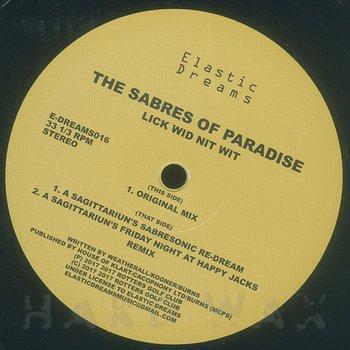 Cover art - The Sabres Of Paradise: Lick Wid Nit Nit (A Sagittariun Remixes)