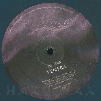 Cover art - Alaska: Venera