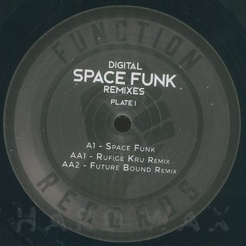Cover art - Digital: Spacefunk Remixes
