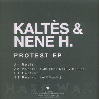 Cover art - Kaltès & Nene H.: Protest EP