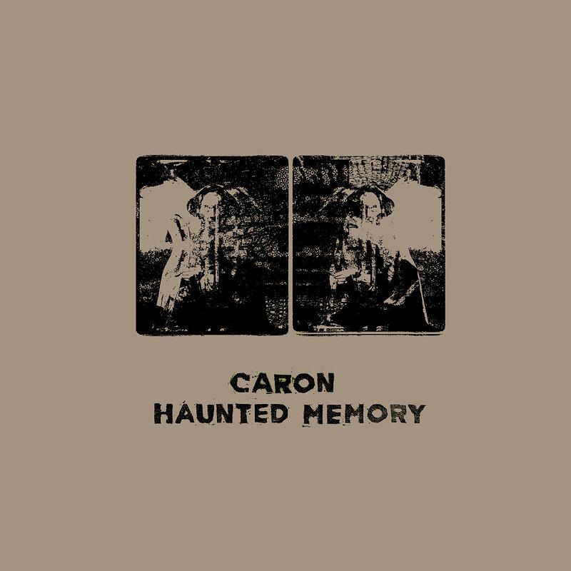 Cover art - Caron: Haunted Memory