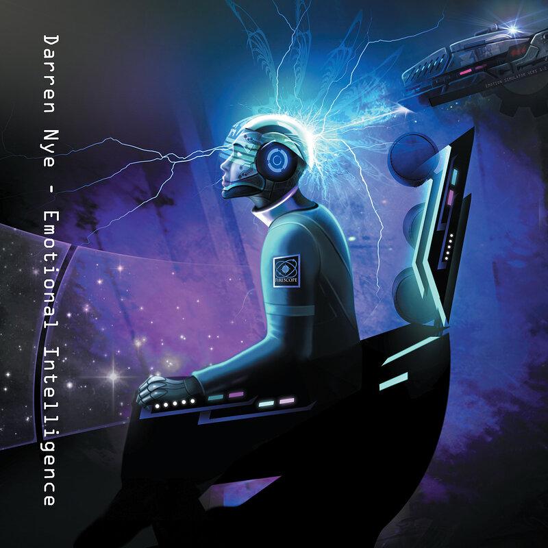 Cover art - Darren Nye: Emotional Intelligence