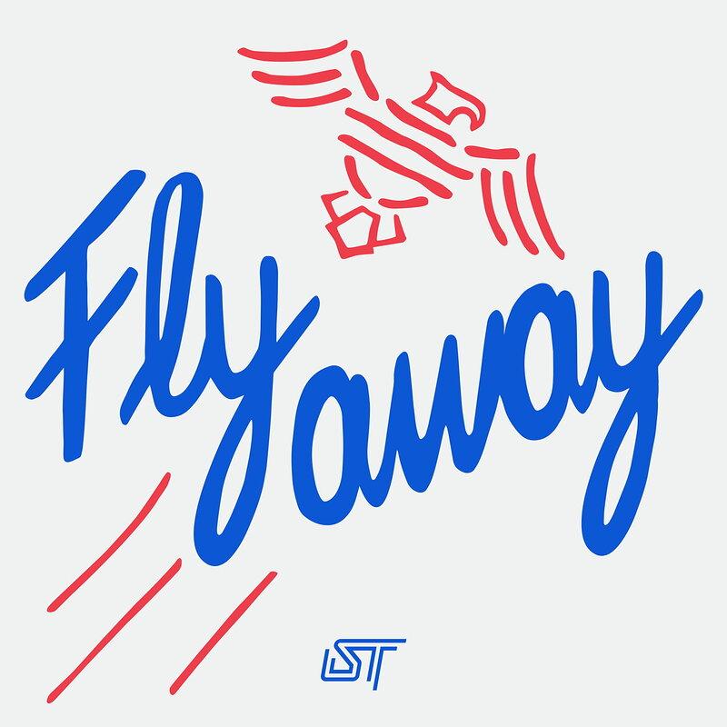 Cover art - Equiknoxx: Fly Away