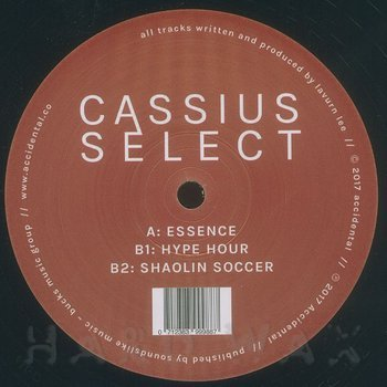 Cover art - Cassius Select: Essence