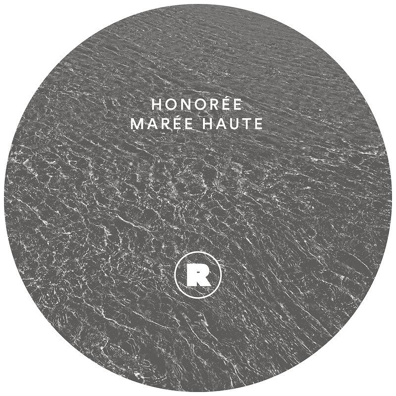 Cover art - Honorée: Marée Haute EP
