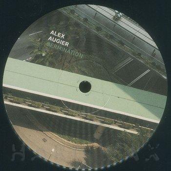 Cover art - Alex Augier: Germination