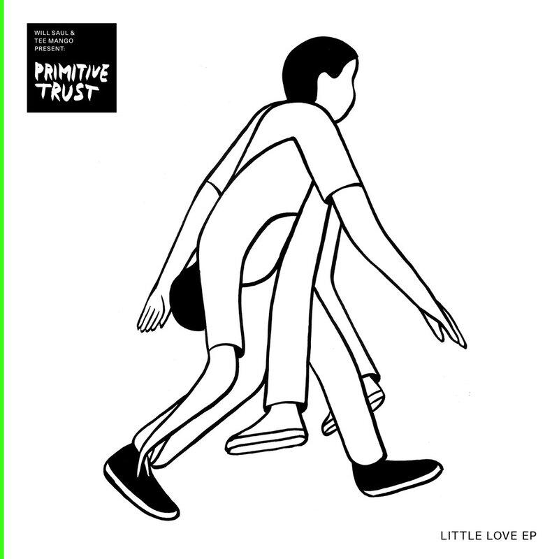 Cover art - Primitive Trust: Little Love EP