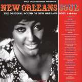 Cover art - Various Artists: New Orleans Soul