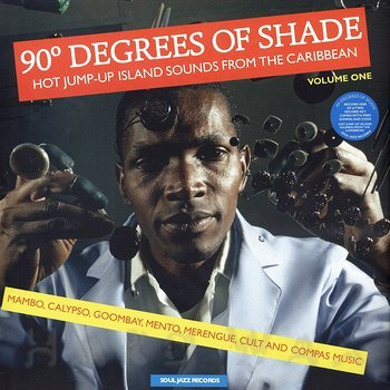 Cover art - Various Artists: 90° Degrees Of Shade - Volume One