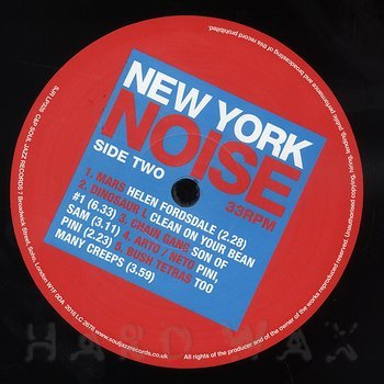 Cover art - Various Artists: New York Noise