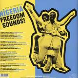 Cover art - Various Artists: Nigeria Freedom Sounds!