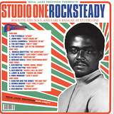 Cover art - Various Artists: Studio One Rocksteady
