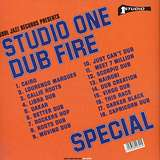 Cover art - Various Artists: Studio One Dub Fire Special