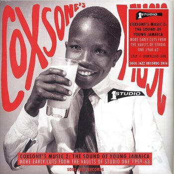 Cover art - Various Artists: Coxsone's Music 2