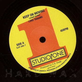 Cover art - Lord Tanamo: Keep On Moving