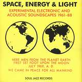 Cover art - Various Artists: Space, Energy & Light