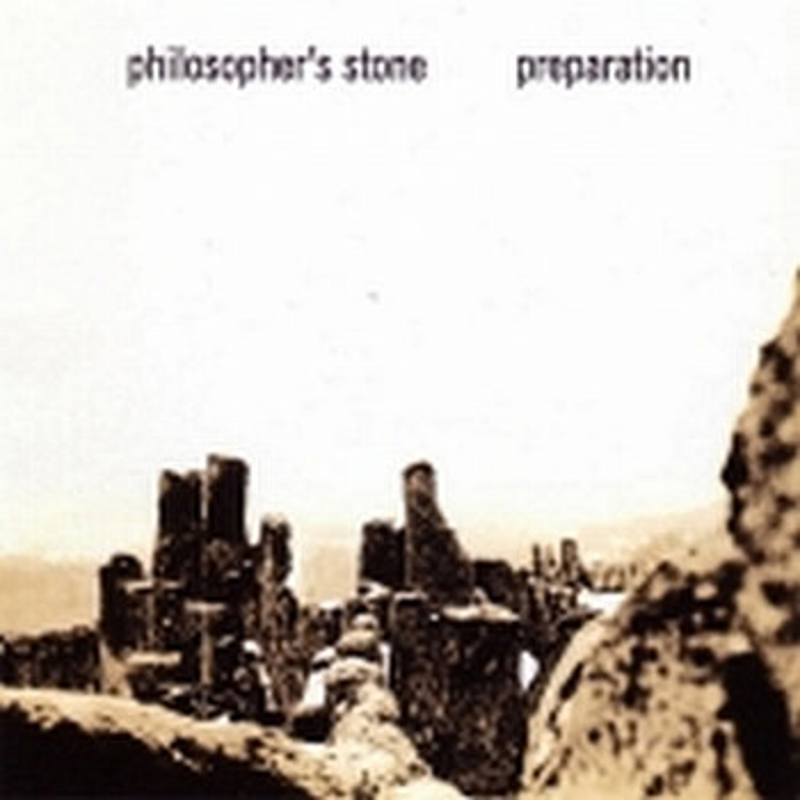Cover art - Philosopher's Stone: Preparation