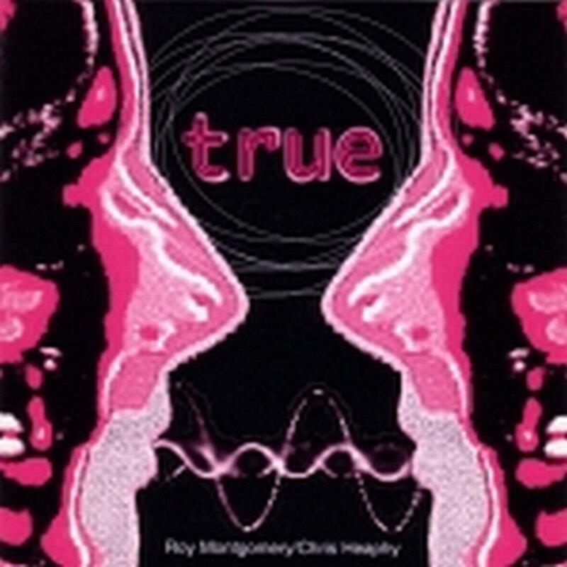 Cover art - Roy Montgomery & Chris Heaphy: True