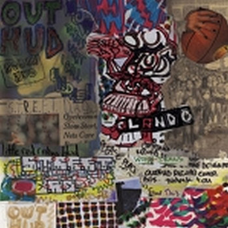 Cover art - Out Hud: S.T.R.E.E.T. D.A.D.