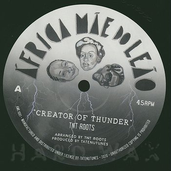 Cover art - TNT Roots: Creator Of Thunder
