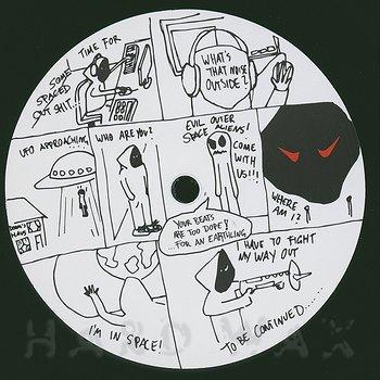 Cover art - DJ Swagger & Luz1e: DJ Doom Got Space Invaded!!!!