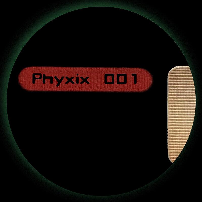 Cover art - Phyxix: Fabryk