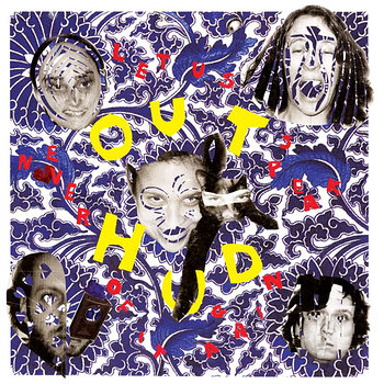 Cover art - Out Hud: Let Us Never Speak Of It Again