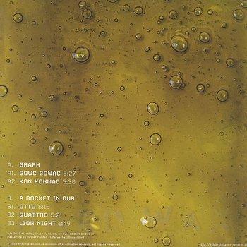 Cover art - Graph / A Rocket In Dub: Dub Rosin Vol. 1