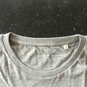 Cover art - T-Shirt, Size XS: Mid Heather Grey