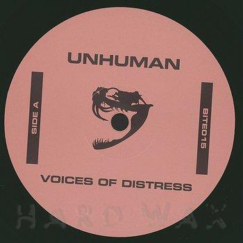 Cover art - Unhuman: Voices of Distress