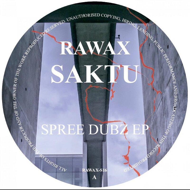 Cover art - Saktu: Spree Dubz