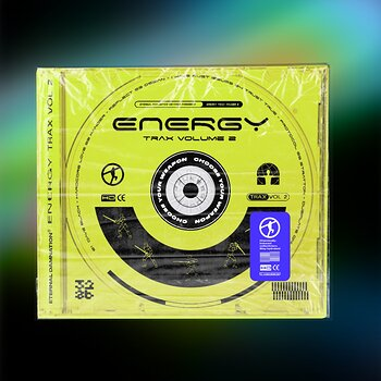 Cover art - Various Artists: Energy Trax, Vol. 2
