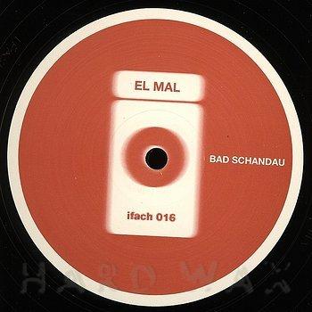 Cover art - El Mal: Bad Schandau