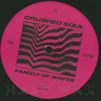 Cover art - Crushed Soul: Family of Waves
