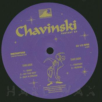 Cover art - Chavinski: Fantasy