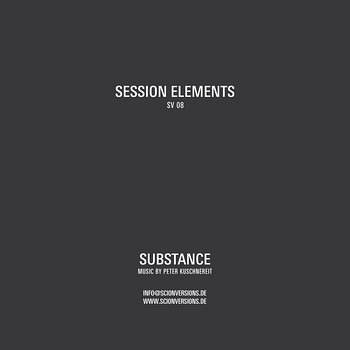 Cover art - Substance: Session Elements