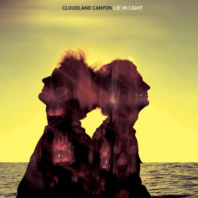 Cover art - Cloudland Canyon: Lie In Light