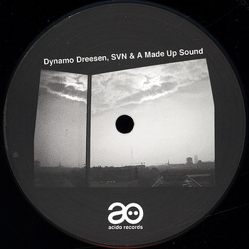 Cover art - Dynamo Dreesen, SVN & A Made Up Sound: Acido 20