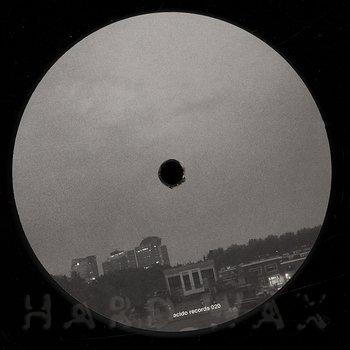 Cover art - Dynamo Dreesen, SVN & A Made Up Sound: Acido 20