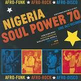 Cover art - Various Artists: Nigeria Soul Power 70